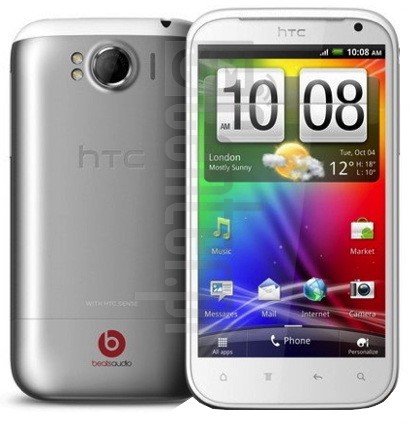 HTC Runnymede image on imei.info