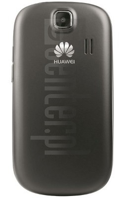 HUAWEI U8185 Ascend Y100 image on imei.info