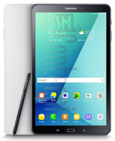 "IMEI Check SAMSUNG P585N Galaxy A 10.1"" LTE 2016 with S Pen on imei.info"