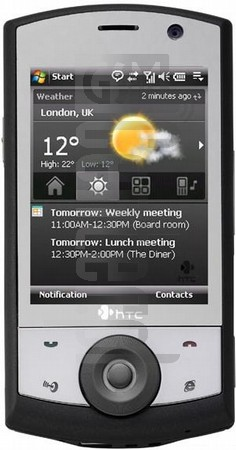 HTC Touch Cruise (HTC Polaris) image on imei.info