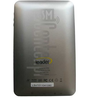 LEADER V70 image on imei.info