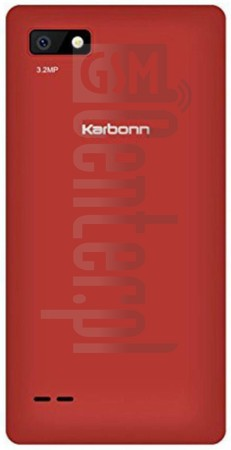 KARBONN A1 Indian image on imei.info