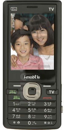 i-mobile TV 630 image on imei.info