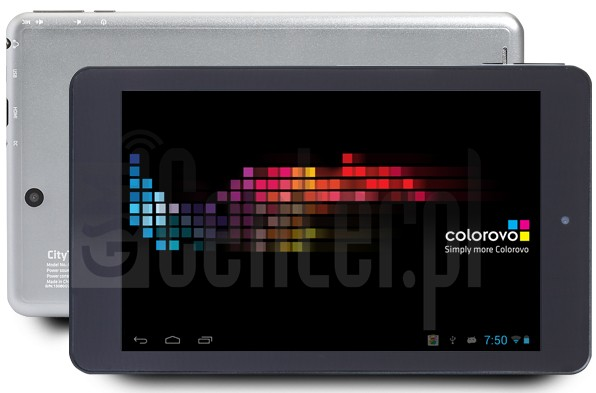 "COLOROVO CityTab Vision 7"" 2.0 image on imei.info"