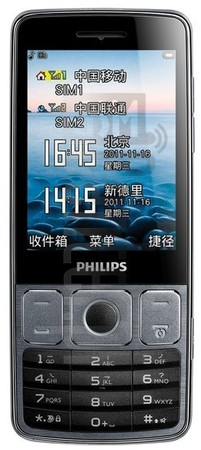 PHILIPS X528 image on imei.info