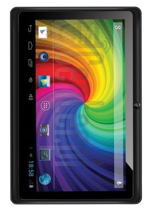 MICROMAX Funbook P280 image on imei.info