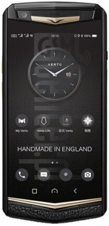 IMEI Check VERTU Aster P Gothic on imei.info