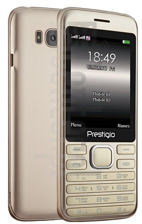 PRESTIGIO Grace A1 image on imei.info