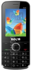 BLOOM S225 image on imei.info