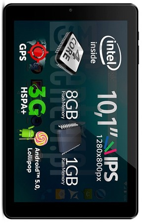 ALLVIEW Viva i10HD image on imei.info