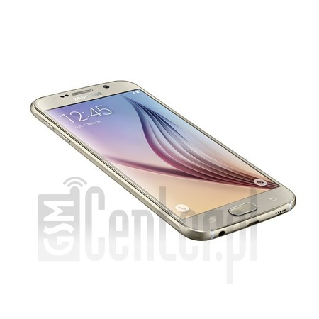 SAMSUNG G920F Galaxy S6 Specification - IMEI info