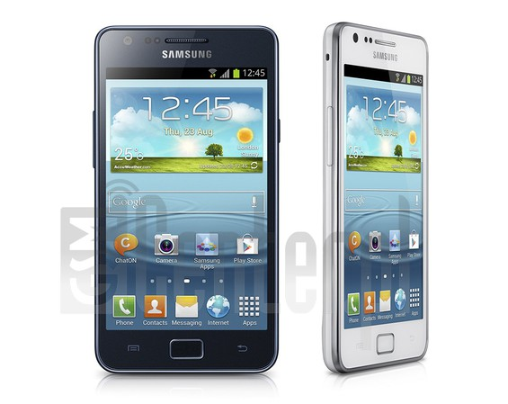 SAMSUNG I9105 Galaxy S II Plus image on imei.info