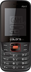 IMEI Check COLORS F017 on imei.info