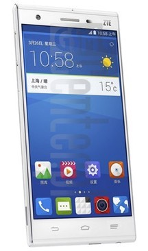ZTE Star 1 image on imei.info