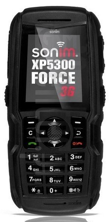 SONIM XP5300 Force 3G image on imei.info