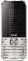 ARISE MAGNET AX411 image on imei.info