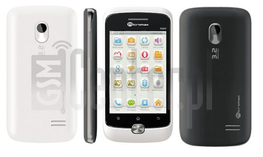 MICROMAX X660 image on imei.info
