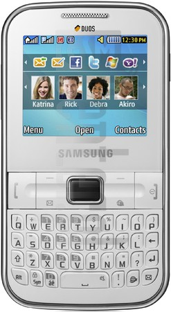 SAMSUNG C3222 Duos Lite image on imei.info