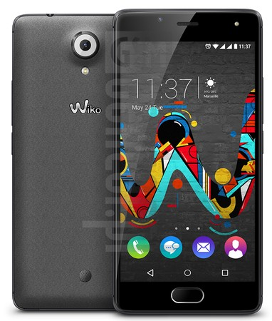 WIKO U Feel image on imei.info