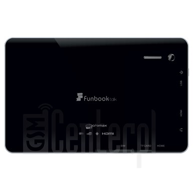 MICROMAX Funbook P560 image on imei.info