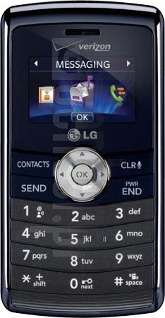 LG VX9200 ENV3 image on imei.info
