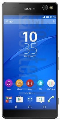 SONY Xperia C5 Ultra E5553 image on imei.info