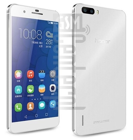 IMEI Check HONOR 6 Plus on imei.info