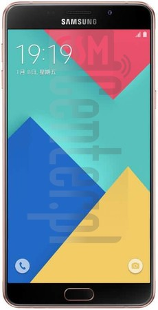 SAMSUNG Galaxy A9 image on imei.info