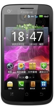 CoolPAD 8180 image on imei.info