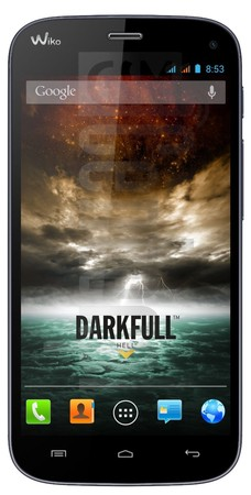 WIKO Darkfull image on imei.info