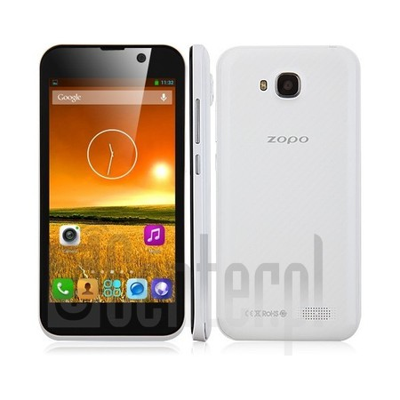ZOPO ZP700 Cuppy image on imei.info