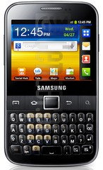 DOWNLOAD FIRMWARE SAMSUNG B5510 Galaxy Y Pro