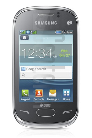 IMEI Check SAMSUNG S3802 Rex 70 on imei.info
