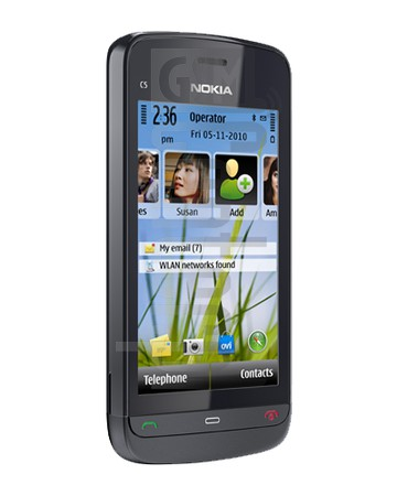 NOKIA C5-05 image on imei.info