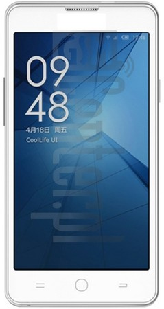 CoolPAD 8713 image on imei.info