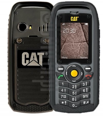 CAT B25 image on imei.info