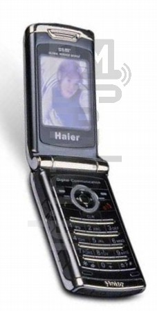 HAIER T3000 image on imei.info
