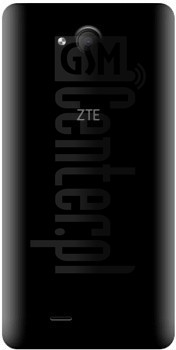 ZTE Blade Q Pro T320 image on imei.info