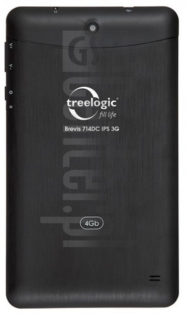 TREELOGIC Brevis 714DC IPS 3G image on imei.info