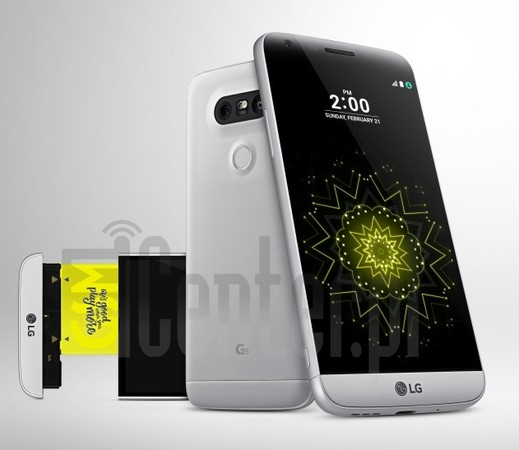 IMEI Check LG G5 H860N on imei.info
