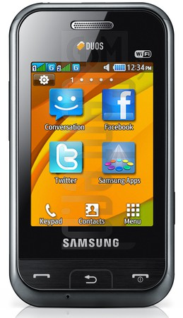 SAMSUNG E2652W Champ Duos image on imei.info