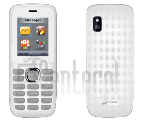 MICROMAX X099i image on imei.info