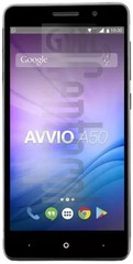 IMEI Check AVVIO A50 on imei.info