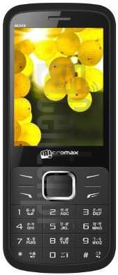 MICROMAX GC318 image on imei.info