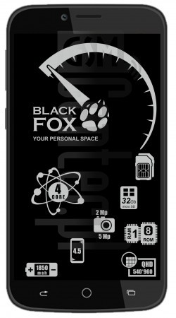 BLACK FOX BMM 431 image on imei.info