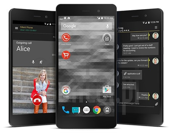 SILENT CIRCLE Blackphone 2 image on imei.info
