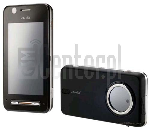 MITAC K70 Explora image on imei.info