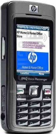 HP iPAQ 514 image on imei.info
