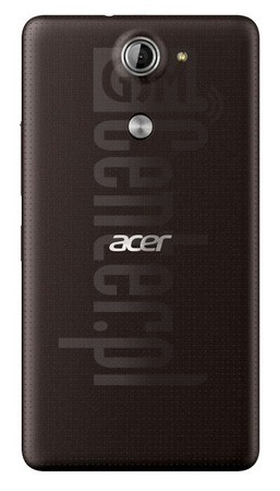 ACER Liquid X1 image on imei.info