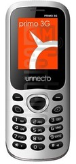 IMEI Check UNNECTO Primo 3G on imei.info